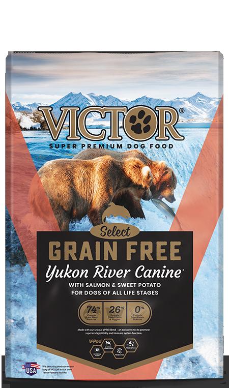 Victor Yukon River Dog GF 30lb (Orange)