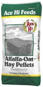 Alfalfa / Oat Pellets