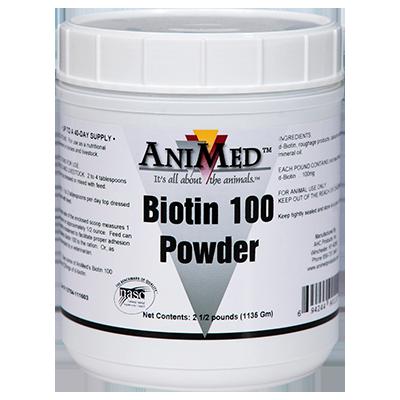 Biotin 100 Powder 2.5lb