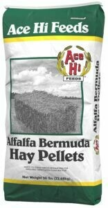 Alfalfa / Bermuda Pellets