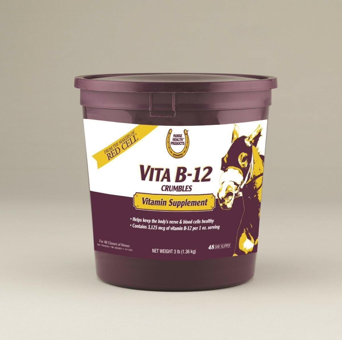 Vita B12 Crumble 2.5lb