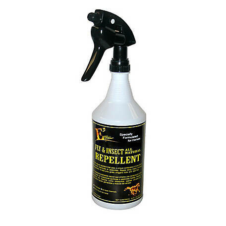 E3 Natural Fly Pepellent 32oz