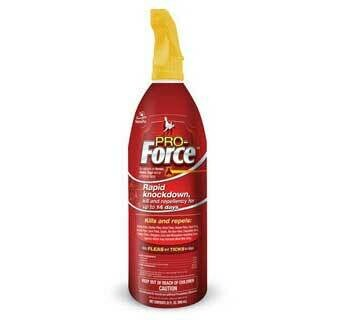 Pro- Force Fly Spray 32oz (Red)