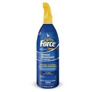 Opti- Force Fly Spray 32oz (Blue)