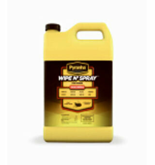 Pyranha Wipe N Spray Oil Gallon (Y)