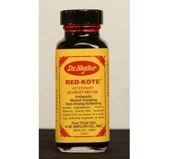 Red Kote W/ Dauber 4oz