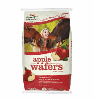 Apple Wafers 20lb