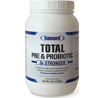Total Pre & Probiotic 5lb