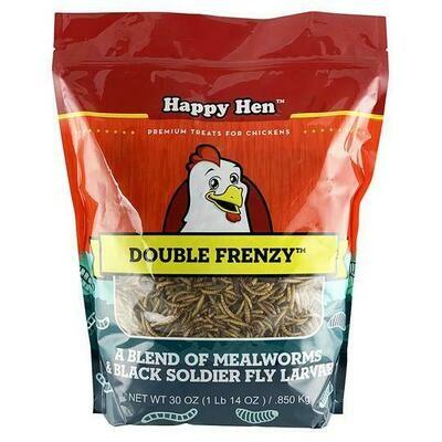 Happy Hen Double Frenzy 30oz