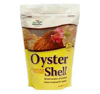 Oyster Shell 5lb Manna Pro