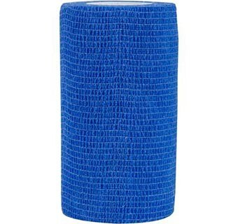 Flex Wrap No-Chew Blue