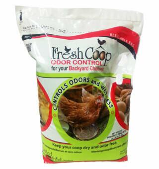 Fresh Coop Odor Control 20lb