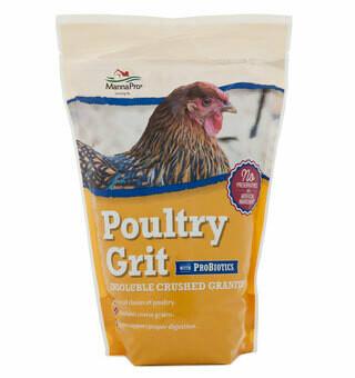 Poultry Grit 5lb Manna Pro