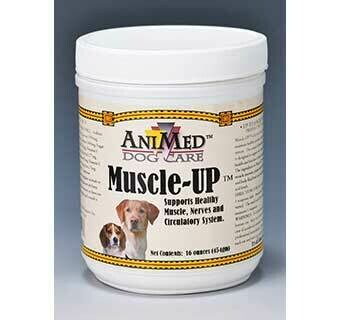 Muscle Up Dog 16oz