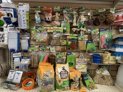 Rabbit and Small Animal Products