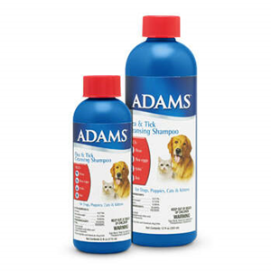 Adams Plus Flea and Tick Shampoo 12oz