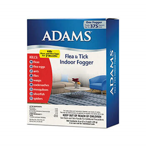 Adams Plus Flea Tick Fogger 3x3oz