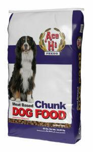 Aci Hi Dog Chunk 20lb