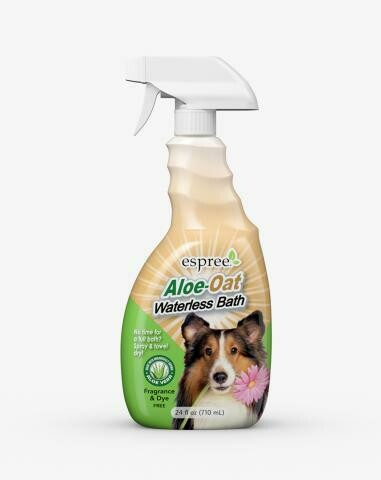 Espree Aloe-Oat Waterless Bath 240z