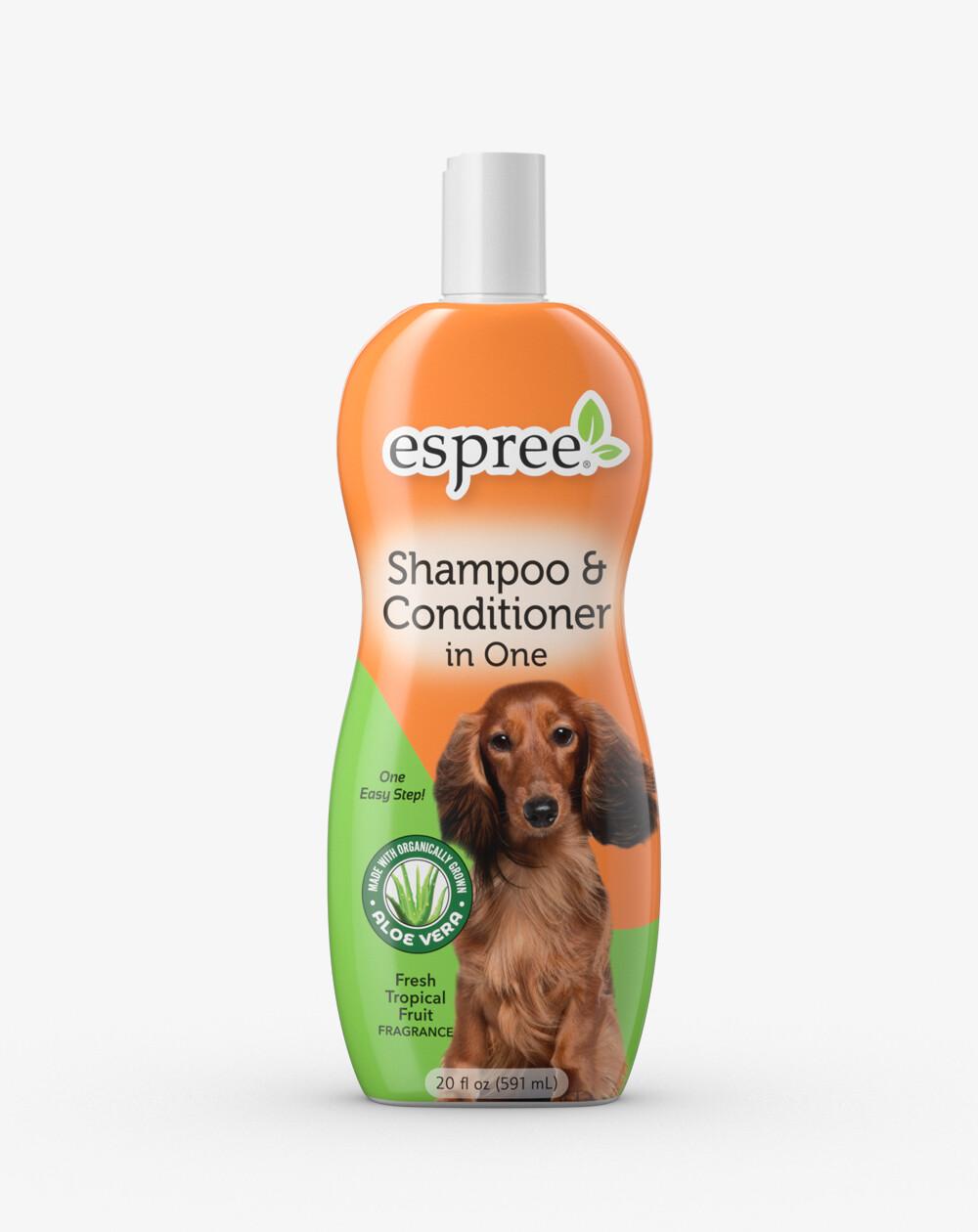 Espree 2-in-1 Shampoo Conditioner 32oz