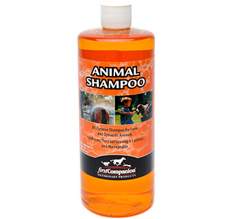 Animal Shampoo 32oz