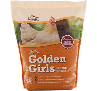 Golden Girls Feed 10lb