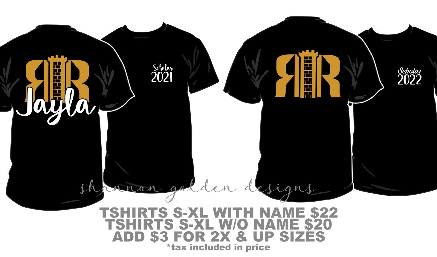 RRHS Early College Tshirt