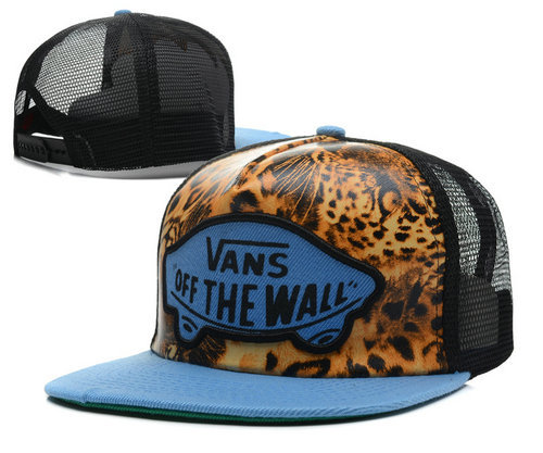 Gorra Vans Leopard Azul 87b371c75f3