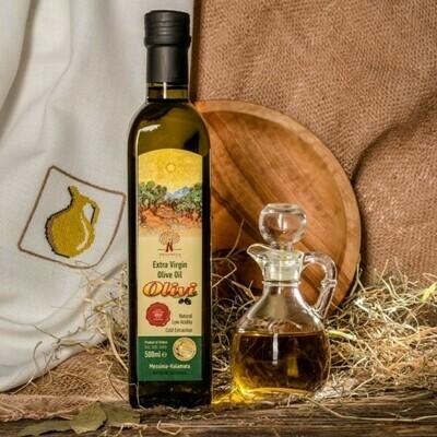 Оливковое масло из Греции Olivi 0,5