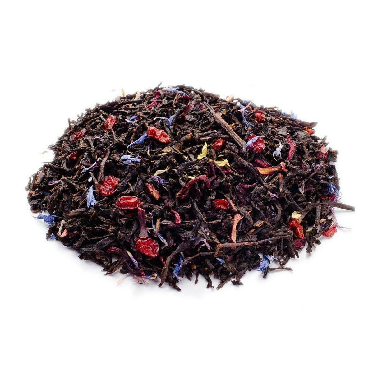 Амурский Барбарис - черный чай