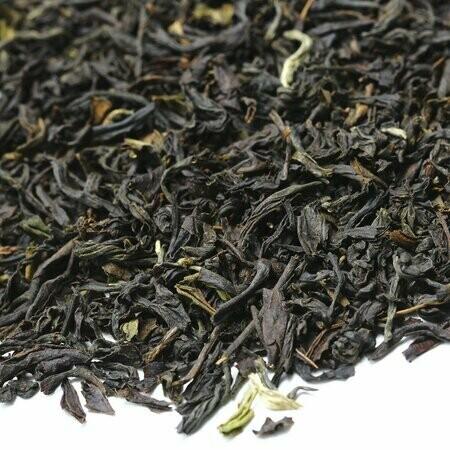 Английский завтрак - черный чай
