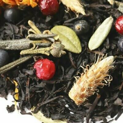 Байкальский - черный чай