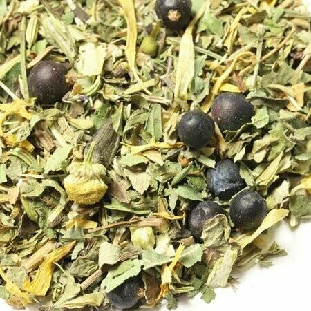 Здоровый дух травяной чай