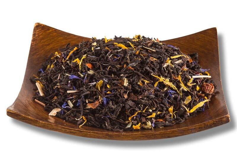 Клеопатра - черный чай