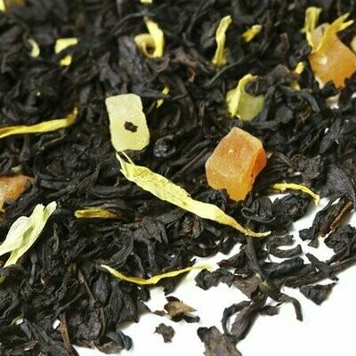 Саусеп Манго - черный чай