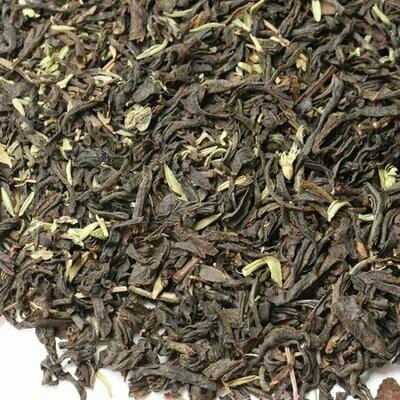 Чабрец - черный чай