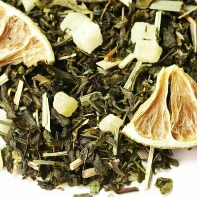 Мохито - чай зеленый