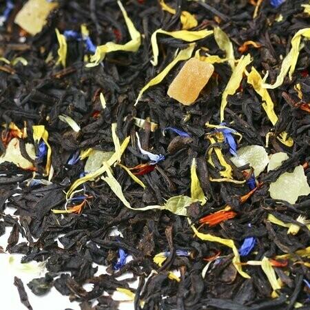 Ночь Царицы - черный чай