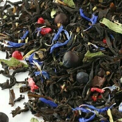 Царский - черный чай