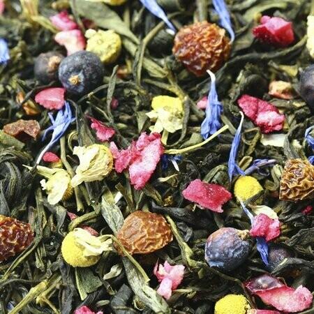 Чайная Муза Чай зеленый