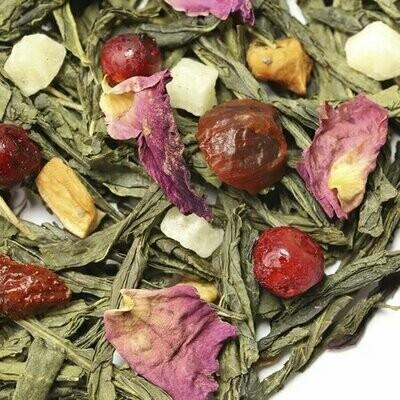 Чай зеленый Индийской лето