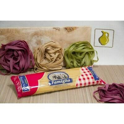 Спагетти n5 (букатини) Famiglia 500гр.