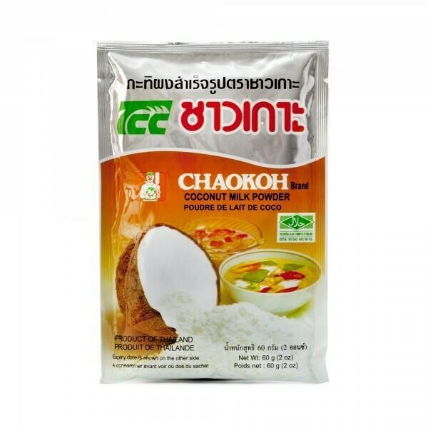 """Сухое молоко кокосовое """"CHAOKOH"""" 60 гр."""