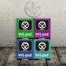 D8 Wi Pods