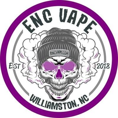 ENC Vape Sticker