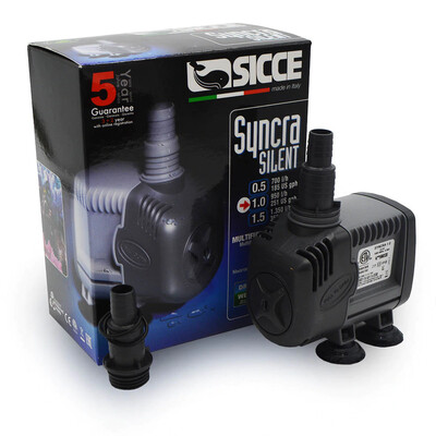 Sicce: Syncra Silent 1.0