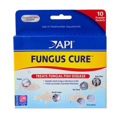 Fungus Cure Powder, 10 Packs