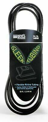 Lee's: 8-Ft Sleek Airline Tubing (Black)