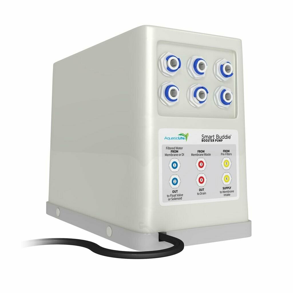 Smart Buddie RO/DI Booster Pump