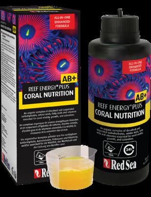 Reef Energy Plus, AB+ Coral Nutrition, 16.9oz (500ml)